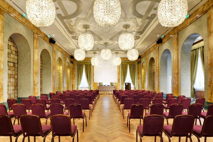 Principi di Piemonte | UNA Esperienze - Salone delle Feste - Setup Business