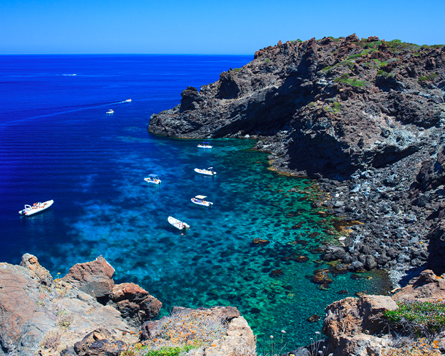 Cala Cottone, Pantelleria