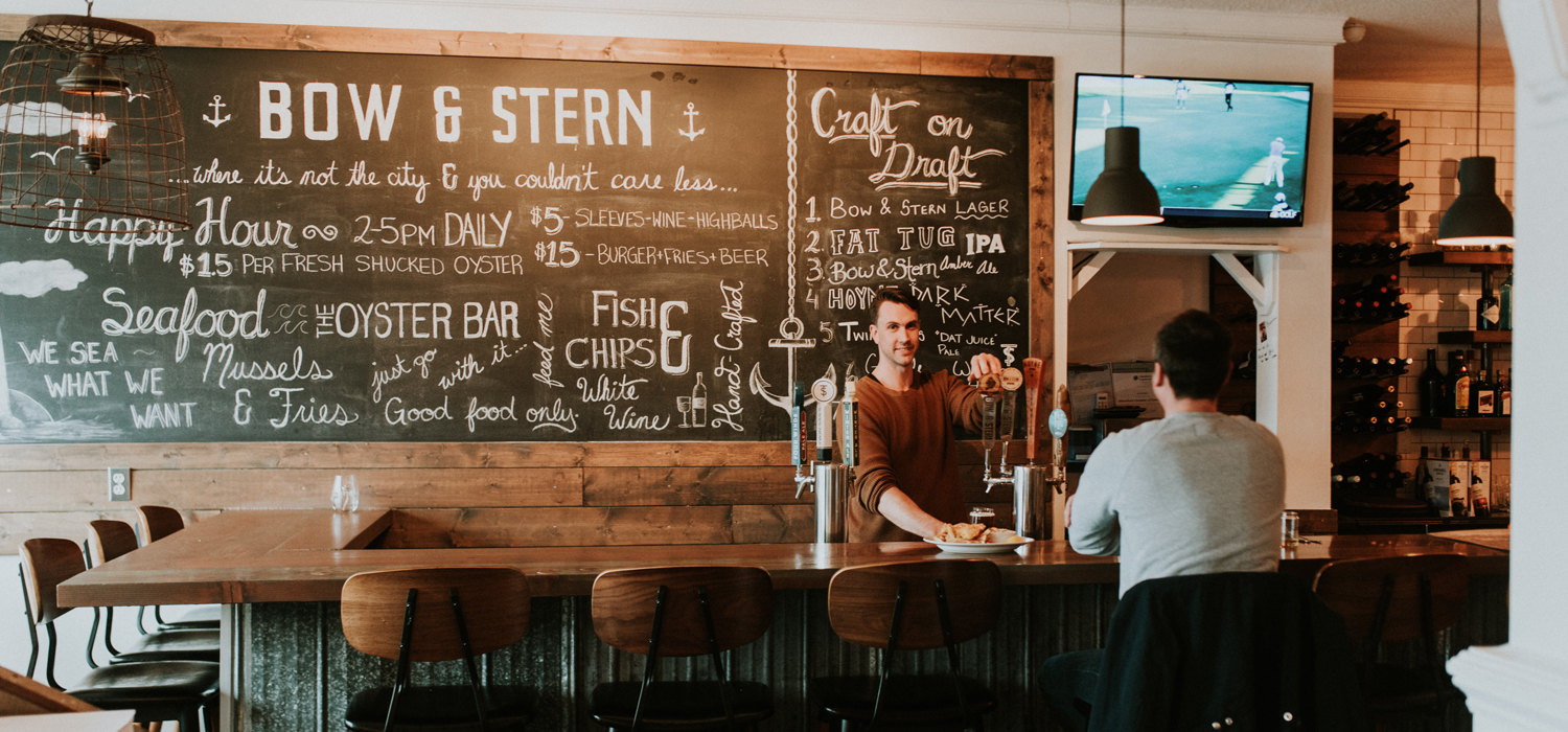 Bow and Stern brewery