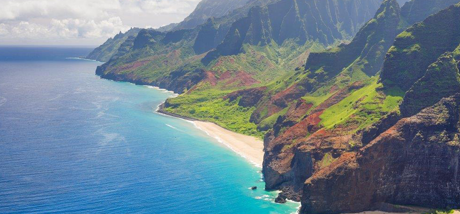 na pali coast in kauai