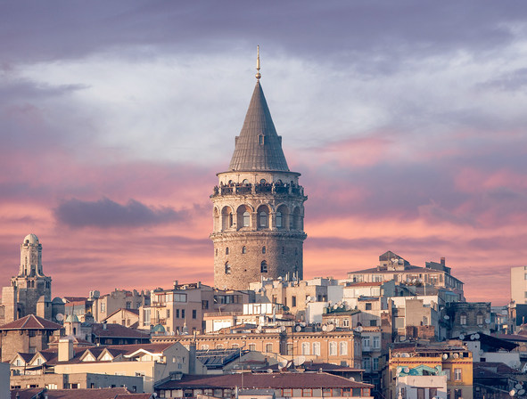 Galata Tower general view at Wow Hotels Group