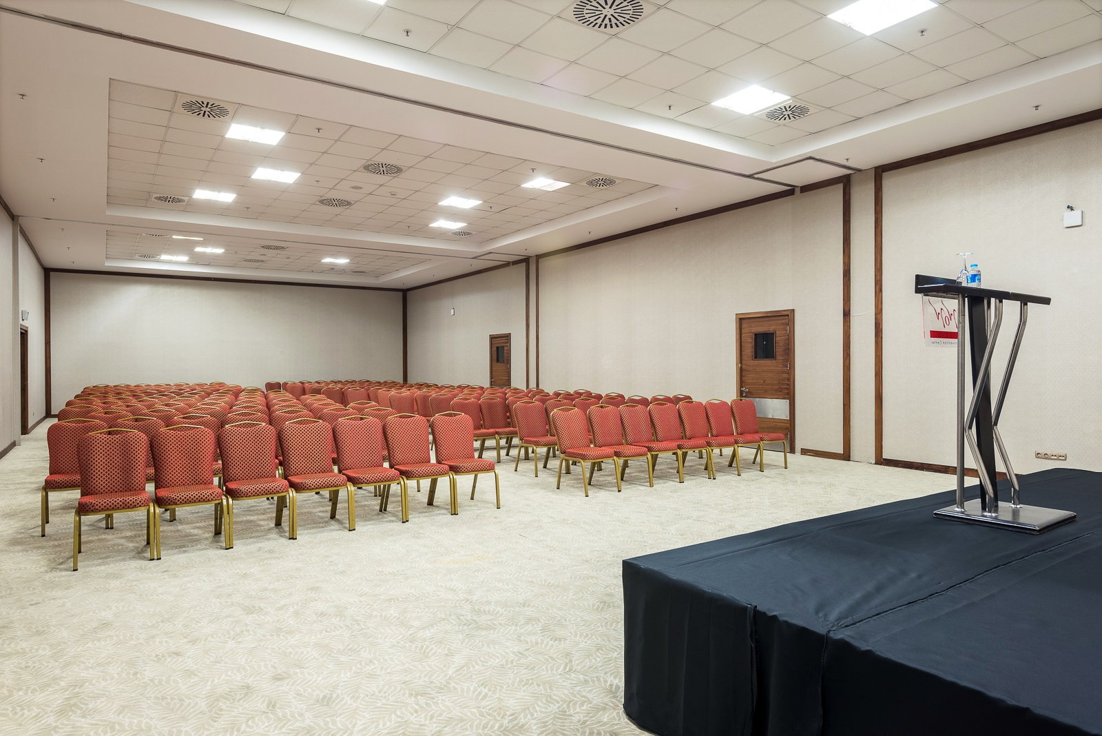 WOW Convention center Zeus Meeting rooms at Wow Hotels Group
