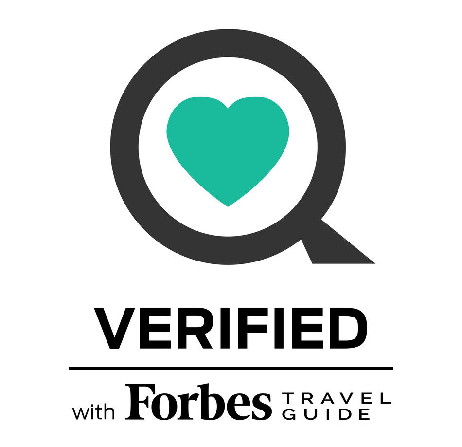 Verified by Forbes Travel Guide