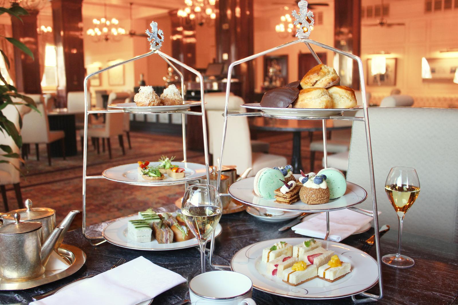 Deserts at The Hotel Windsor Melbourne