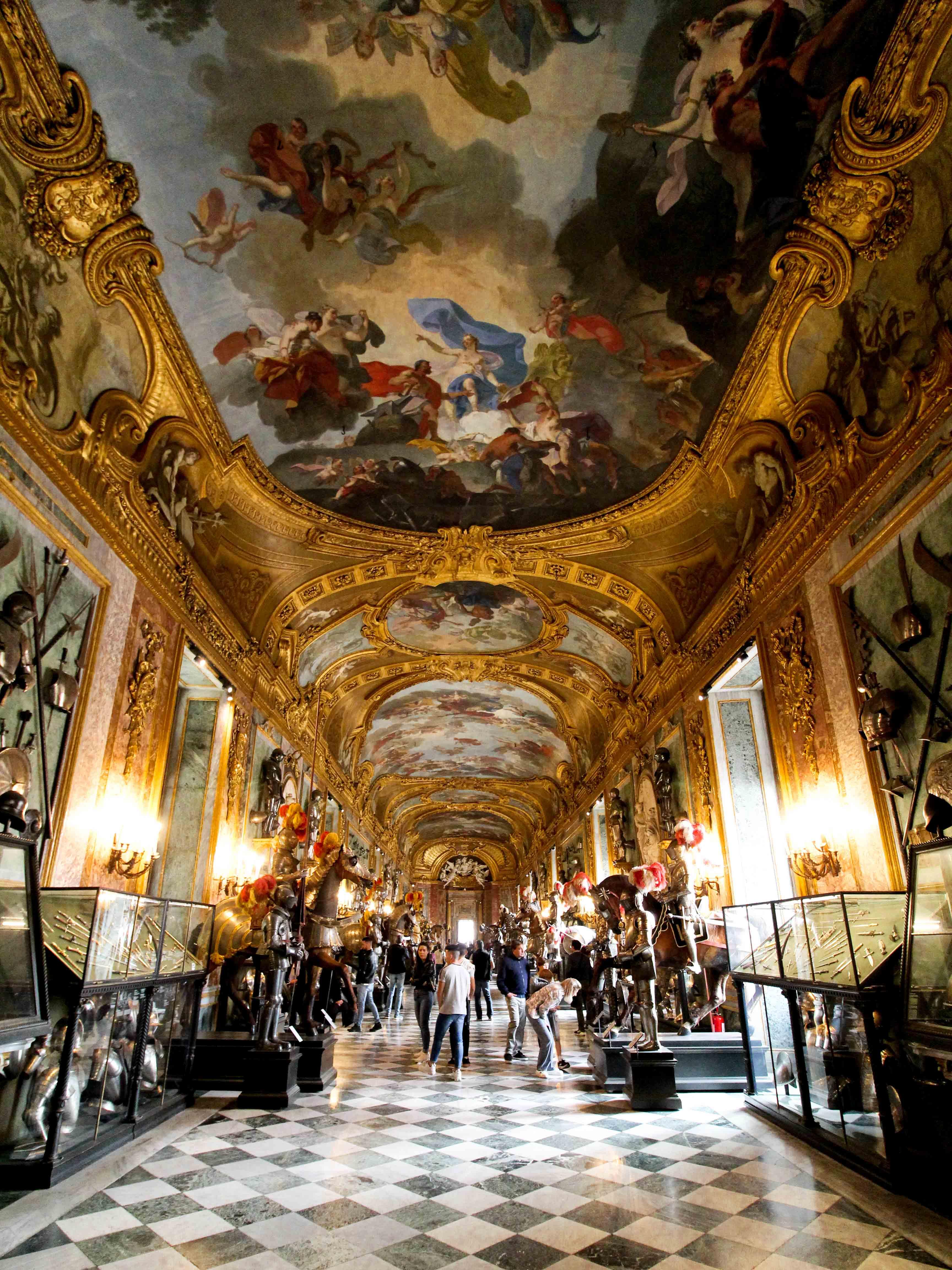 Le Residenze Sabaude di Torino, Palazzo Reale
