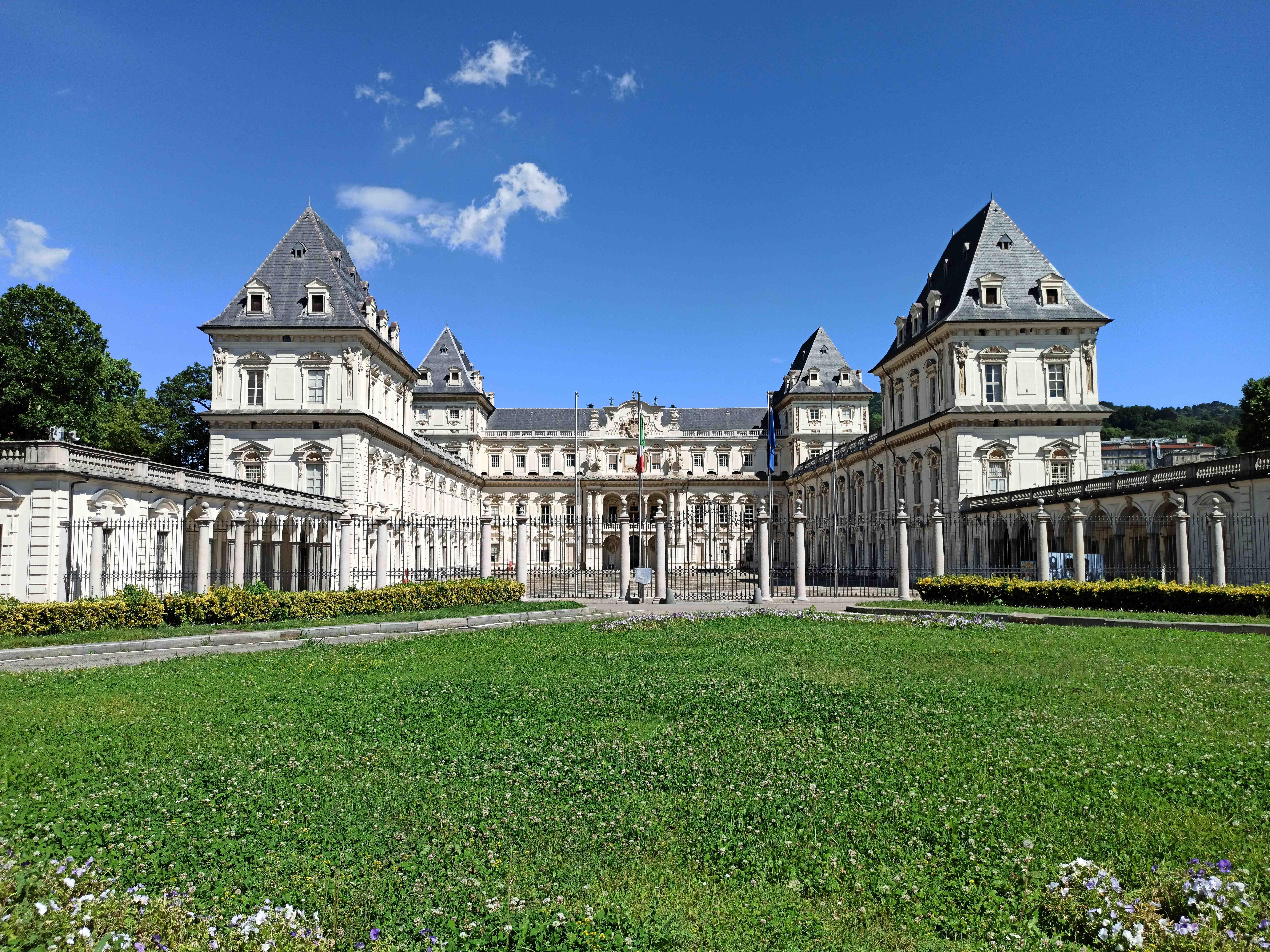 Le Residenze Sabaude di Torino, Castello del Valentino