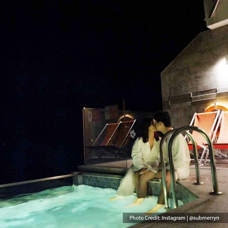 Romantic Time with Partner at Lexis Hotels and Resorts