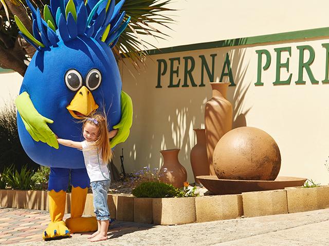 Perna Perna Mossel Facilities