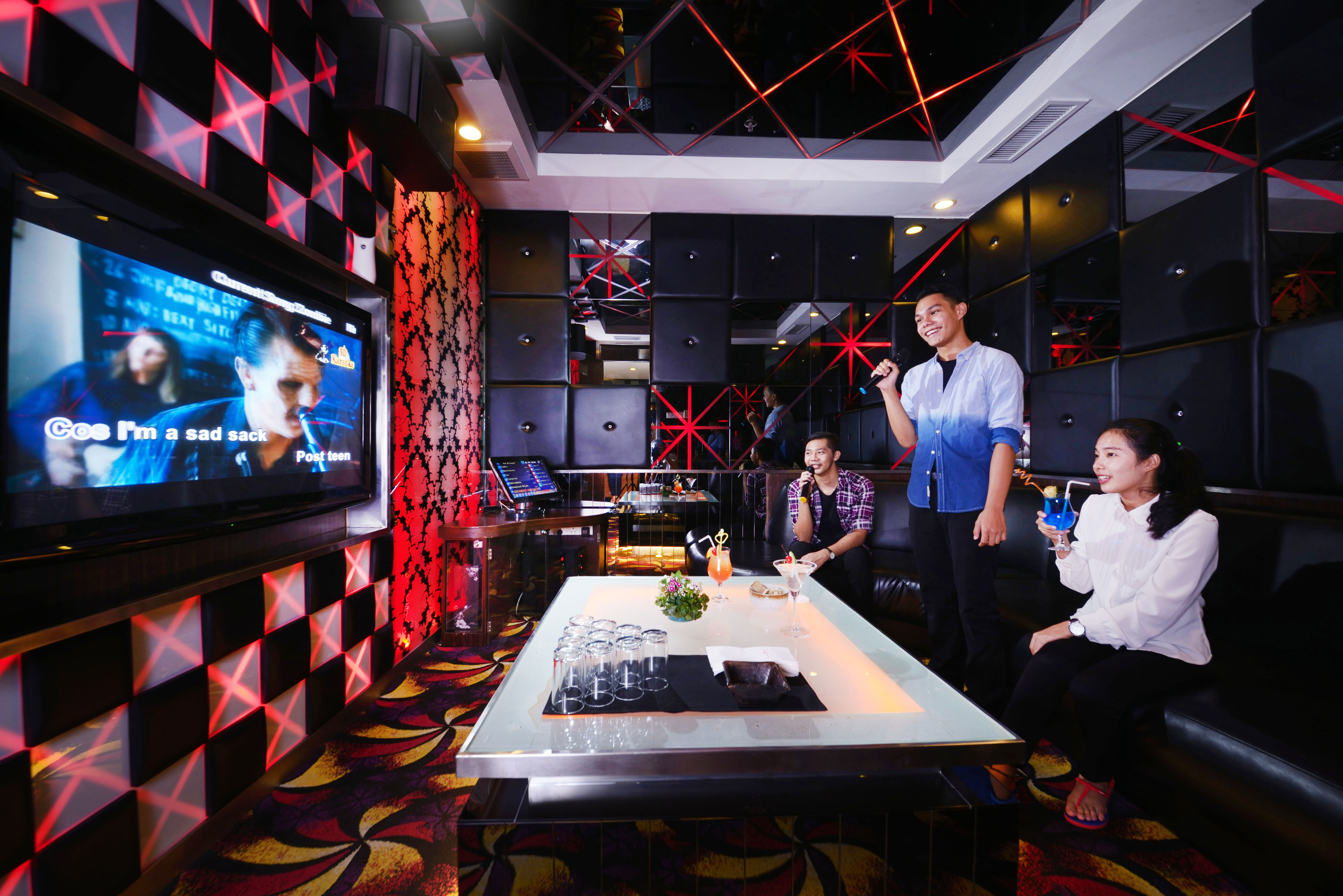 Starz Karaoke Lounge at Grand Lexis Port Dickson