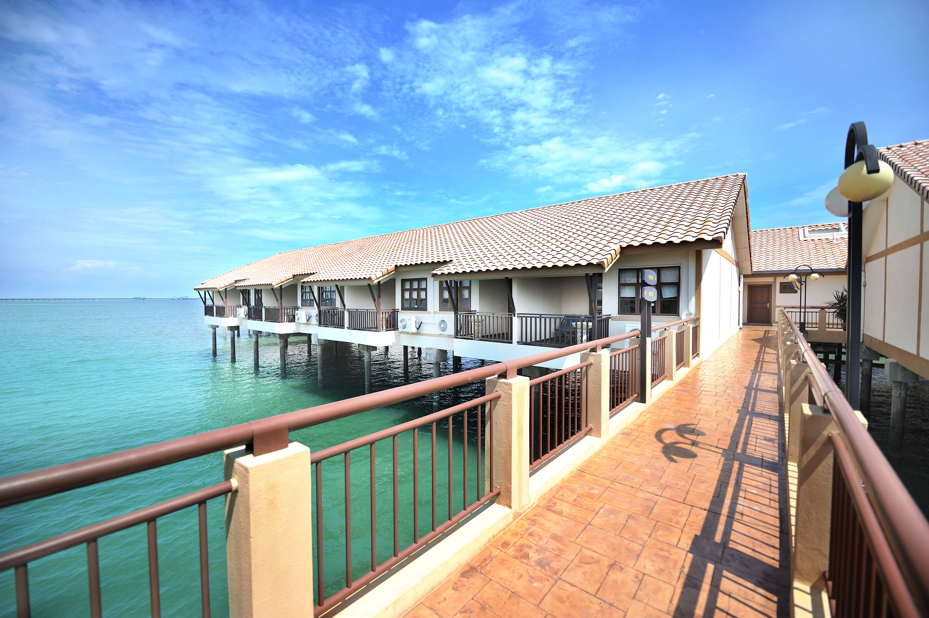 Water Chalet View at Lexis Port Dickson