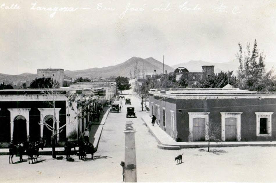 Historical Photo of San Lucas