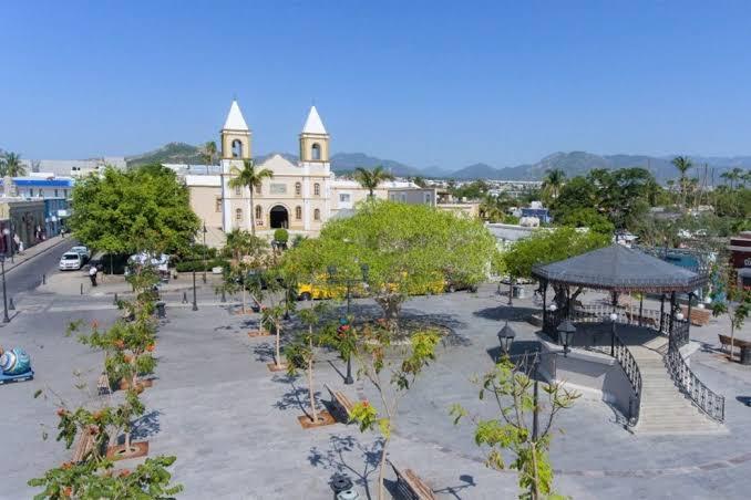 Mission of San José del Cabo
