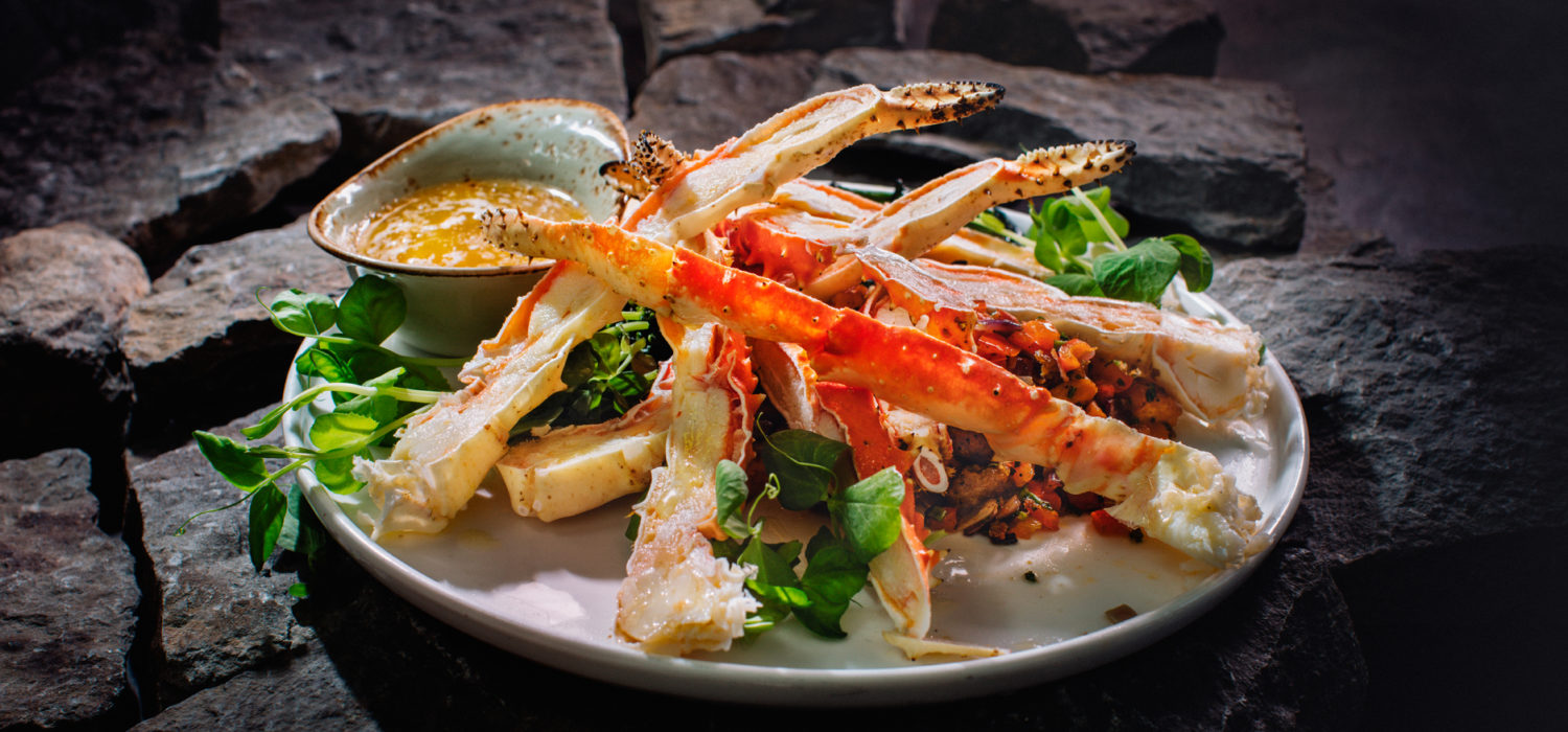 OceanWise-certified seafood features on some of our Coast Hotels' menus