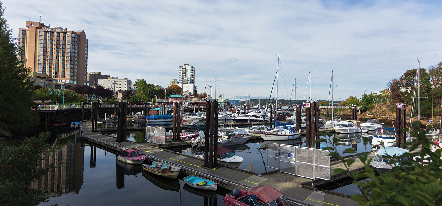 A relaxing vacation that's away from the hustle and bustle of the city, Nanaimo is the place to be!