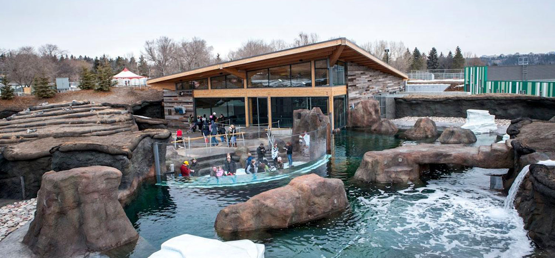edmonton river valley zoo