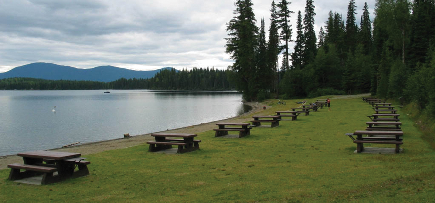 Purden Lake Picnic Prince George