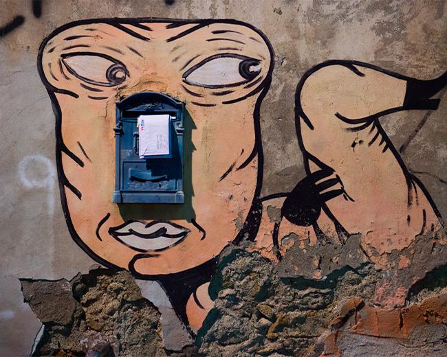 Murales - Napoli
