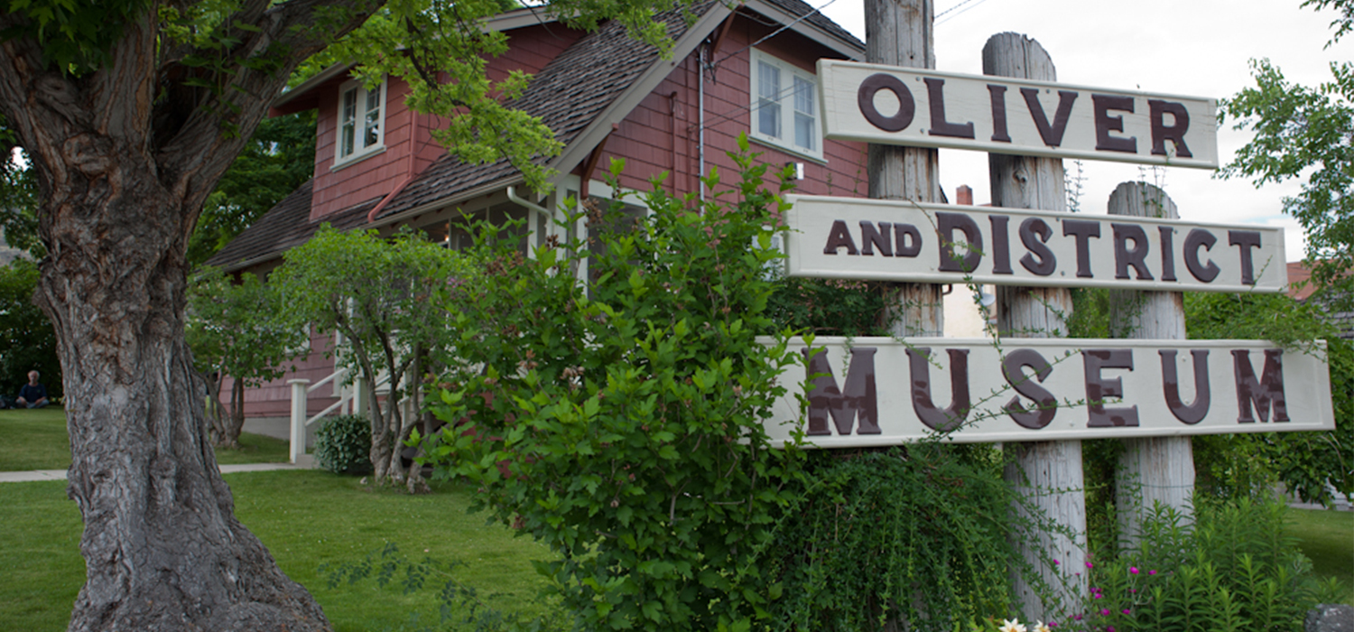Oliver District Museum