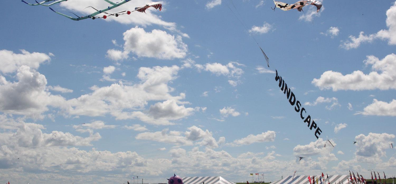 Kite Festival in Swift Current, SK