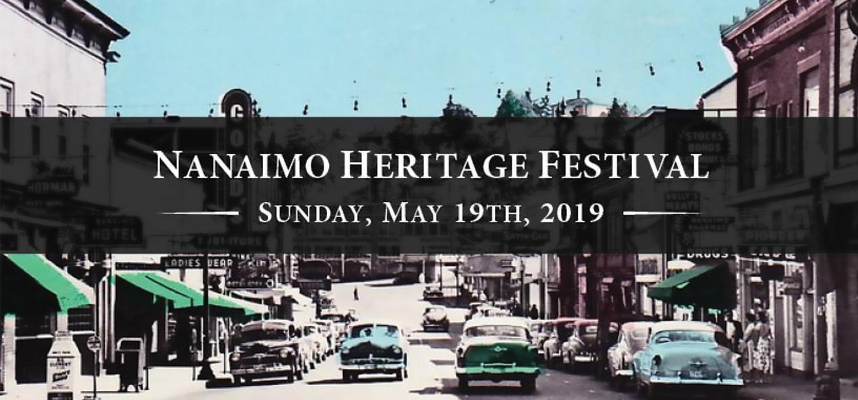Nanaimo Heritage Festival2019
