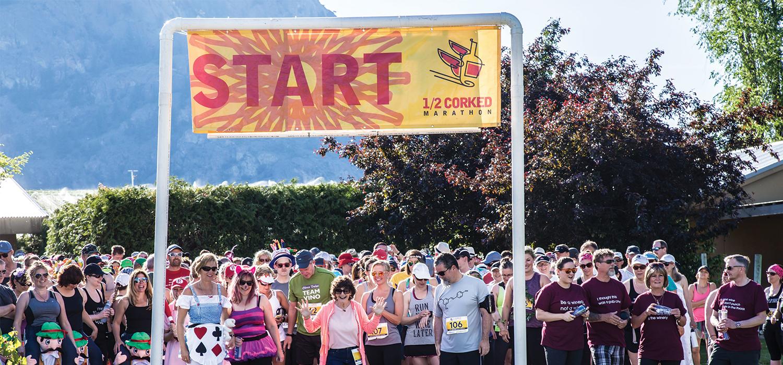Oliver Half Corked Marathon