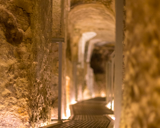 The Catacombs of San Giovanni