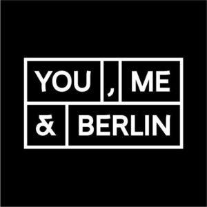 You, Me & Berlin logo