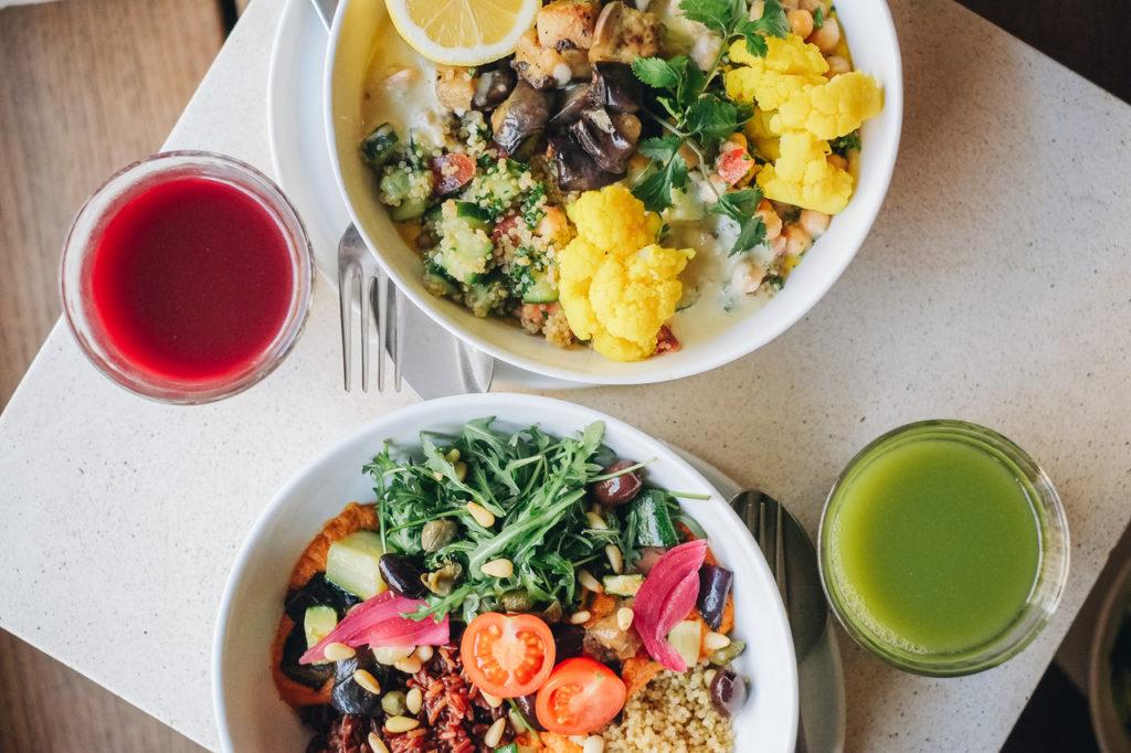 Daluma vegan bowls