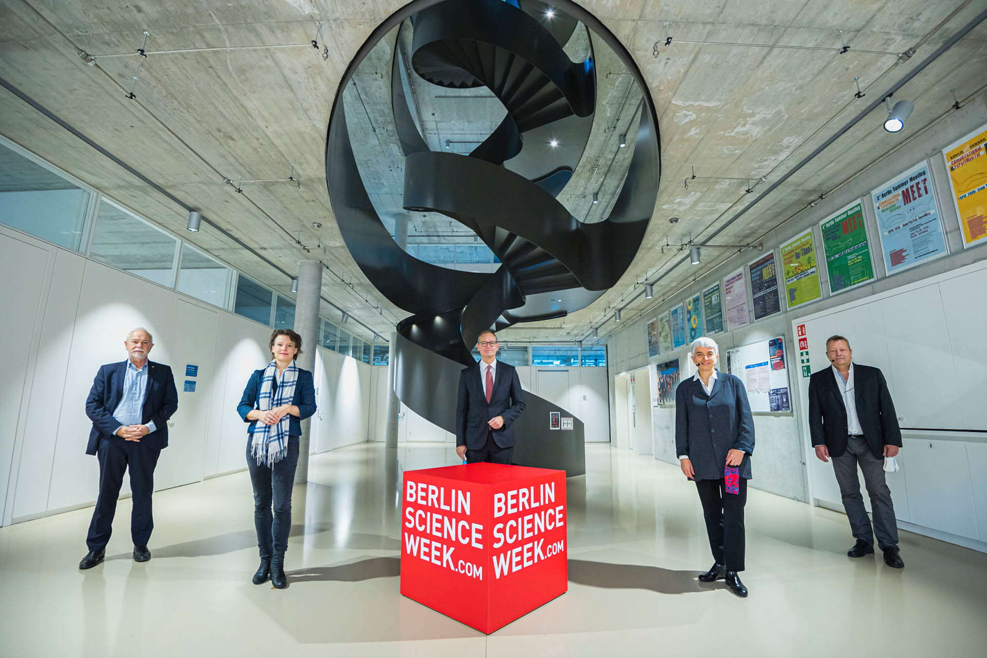 Berlin Sciens Week Campus ©Falling Walls Foundation