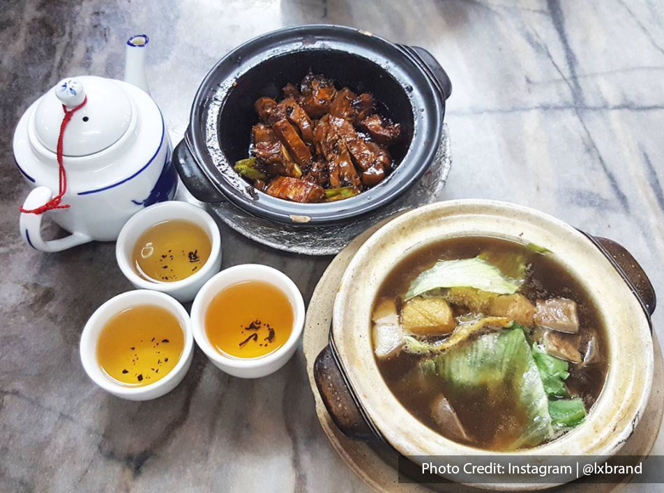 Ah Cui Bak Ku Teh, one of the best non-halal restaurant in Port Dickson