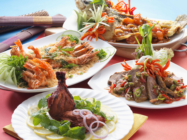 Different Non-Halal Food near Lexis Hibiscus Resort, Port Dickson