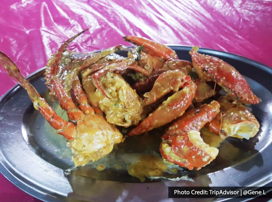 Restoran Soon Huat Menu - Crab   Port Dickson