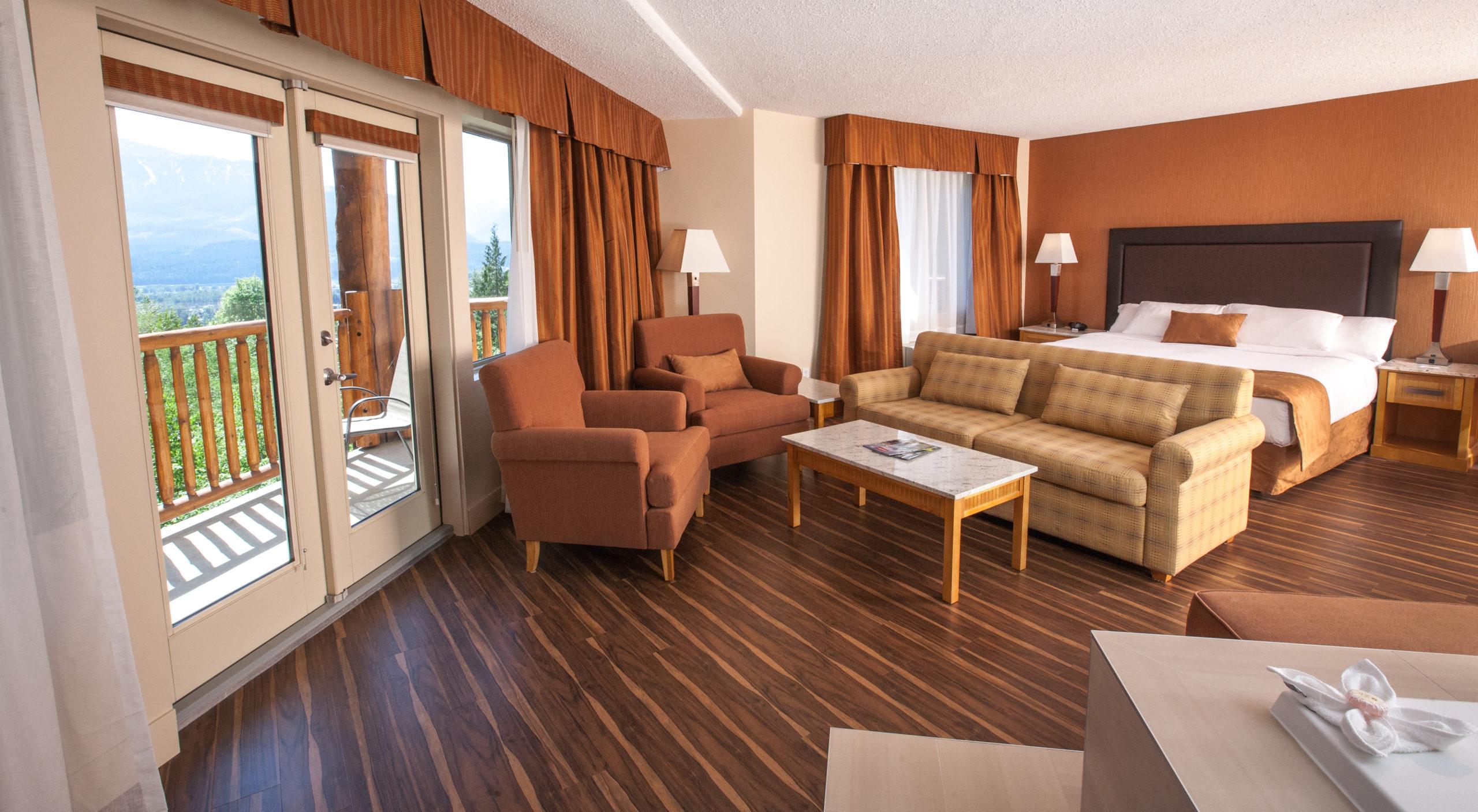 Revelstoke hotel accommodations