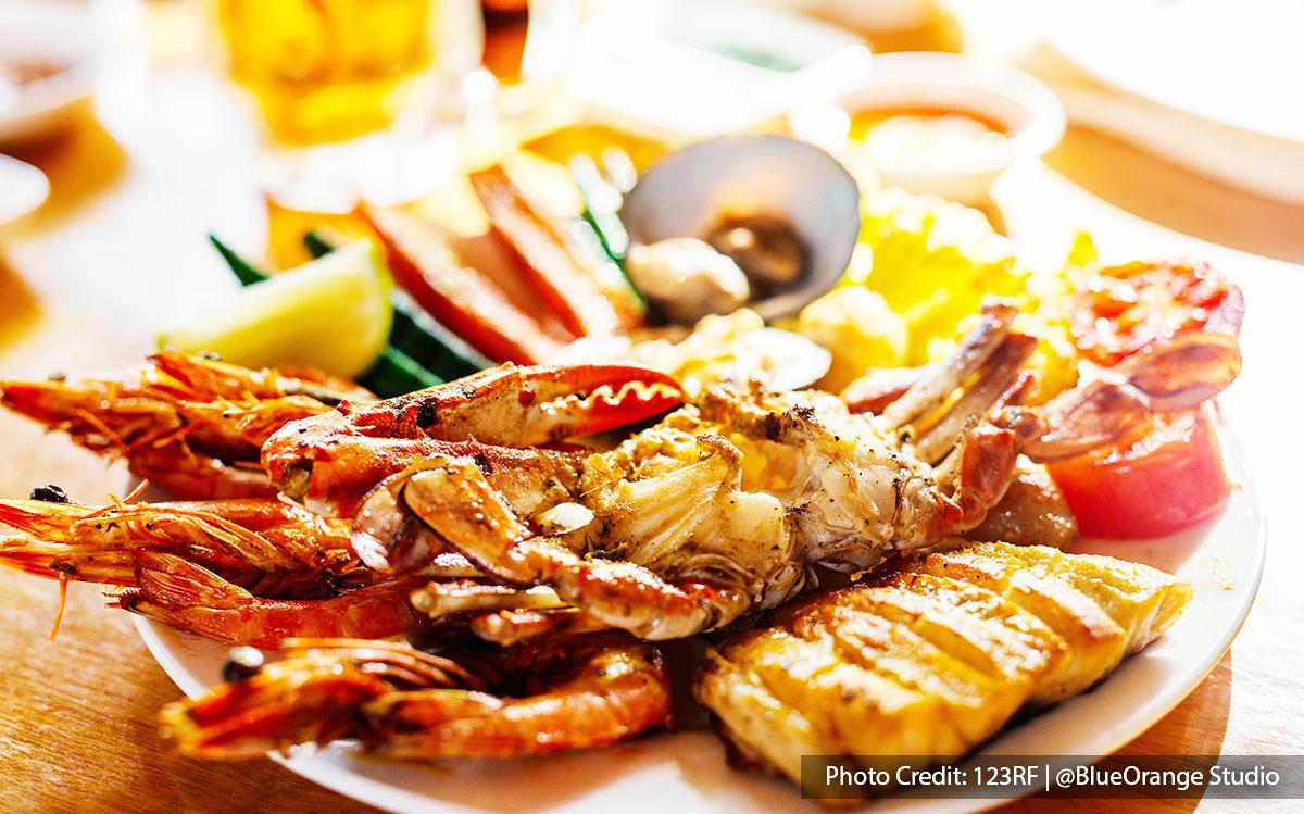 Best seafood restaurants in Port Dickson
