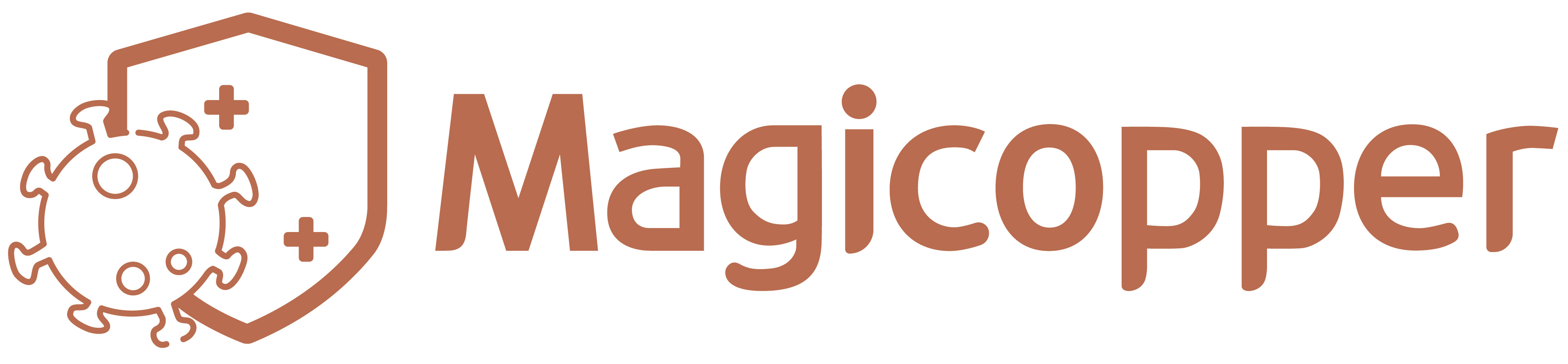 Magicopper Antimicrobial nano-copper logo