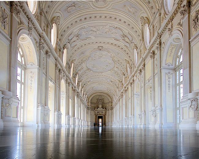 Venaria Reale - Galleria