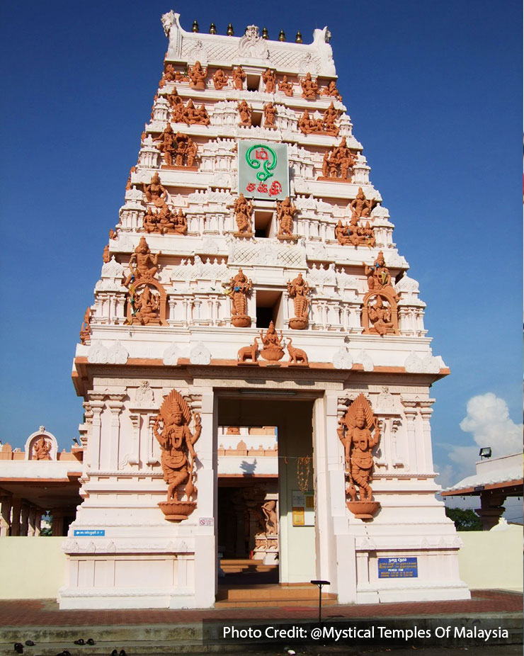 mystical temple in kuala lukut port dickson