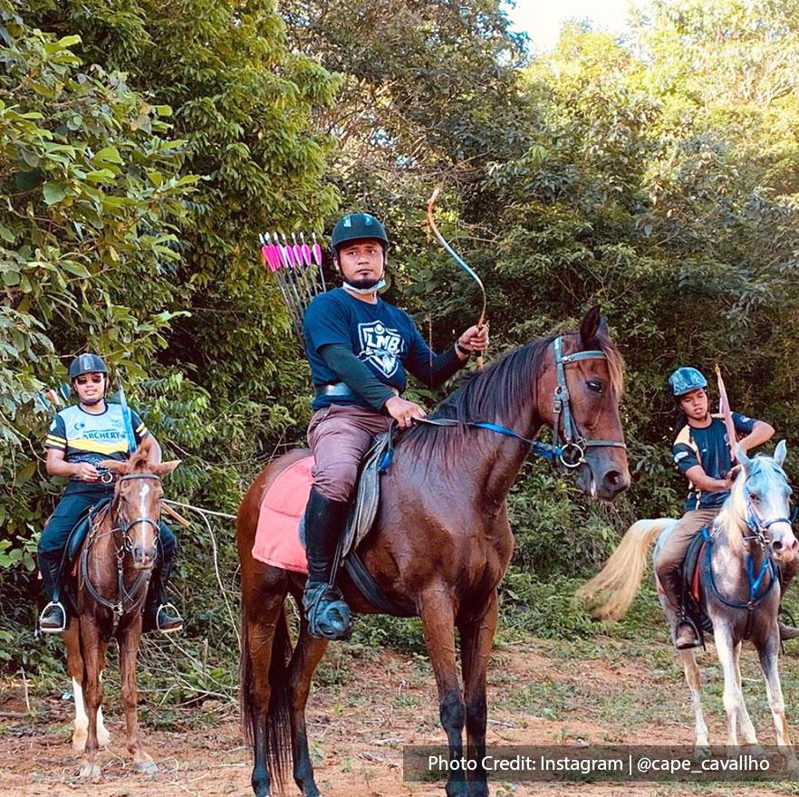 horse-riding in Port Dickson