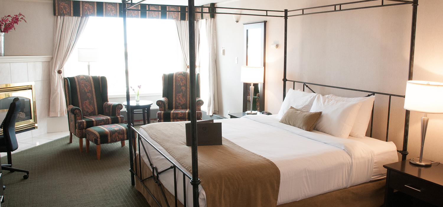 coast high country in premium king room
