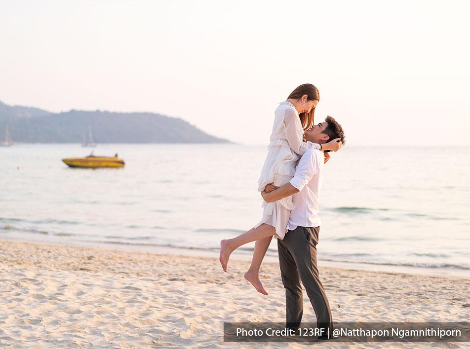 Book a wedding venue by Lexis Beach Resort