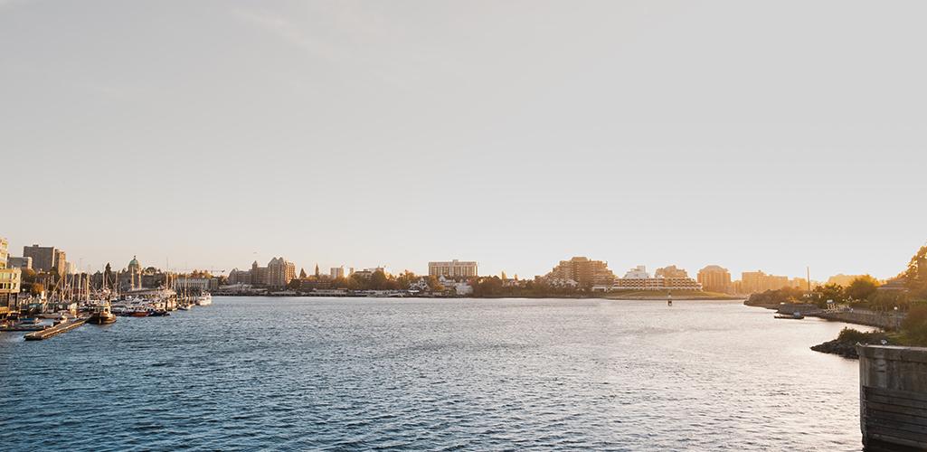 Victoria BC Harbour