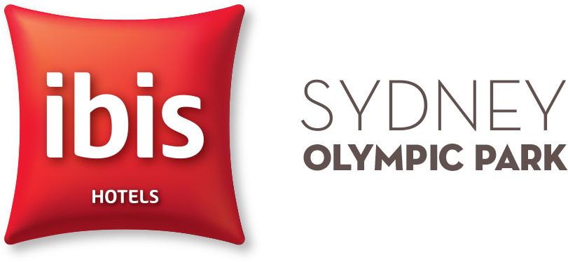 Hotel name - Novotel Sydney Olympic Park