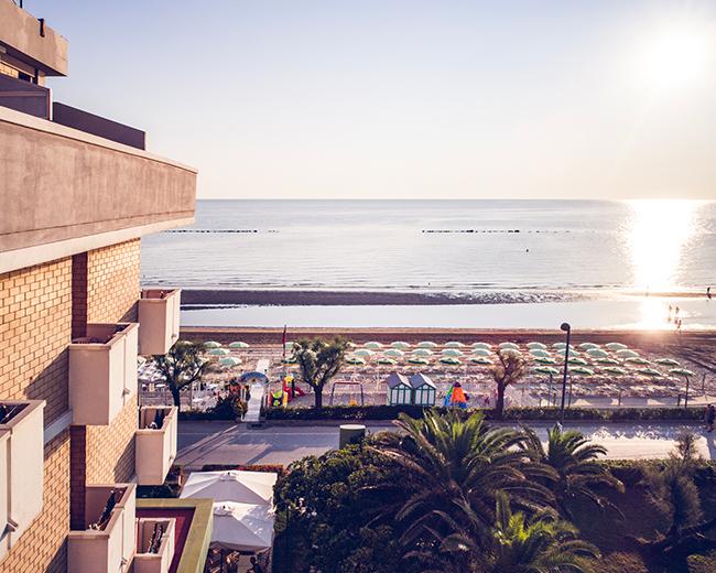 UNAWAY Imperiale Beach Hotel Fano