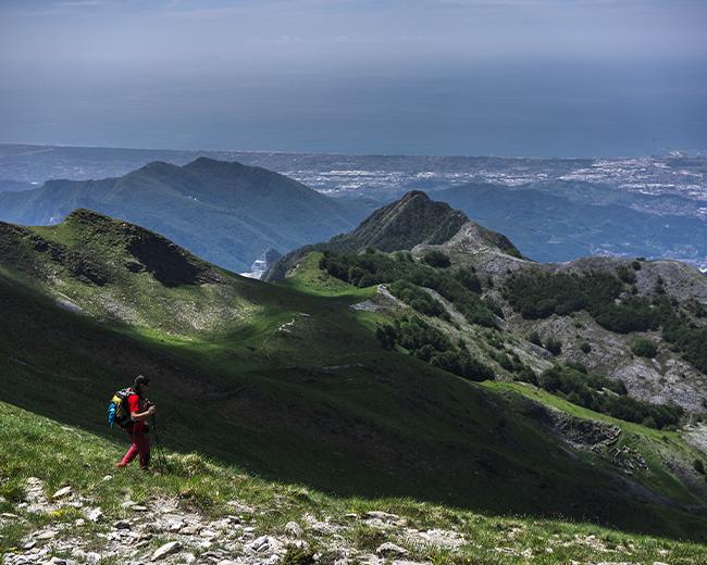 Trekking per conoscere i dintorni di Seravezza