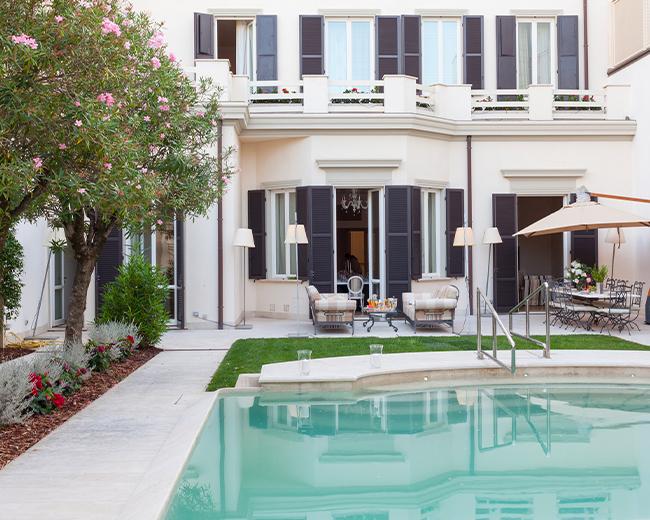Luxury Villa Manin Viareggio   UNA Esperienze