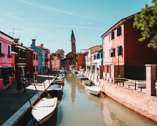 Santa Lucia and Murano