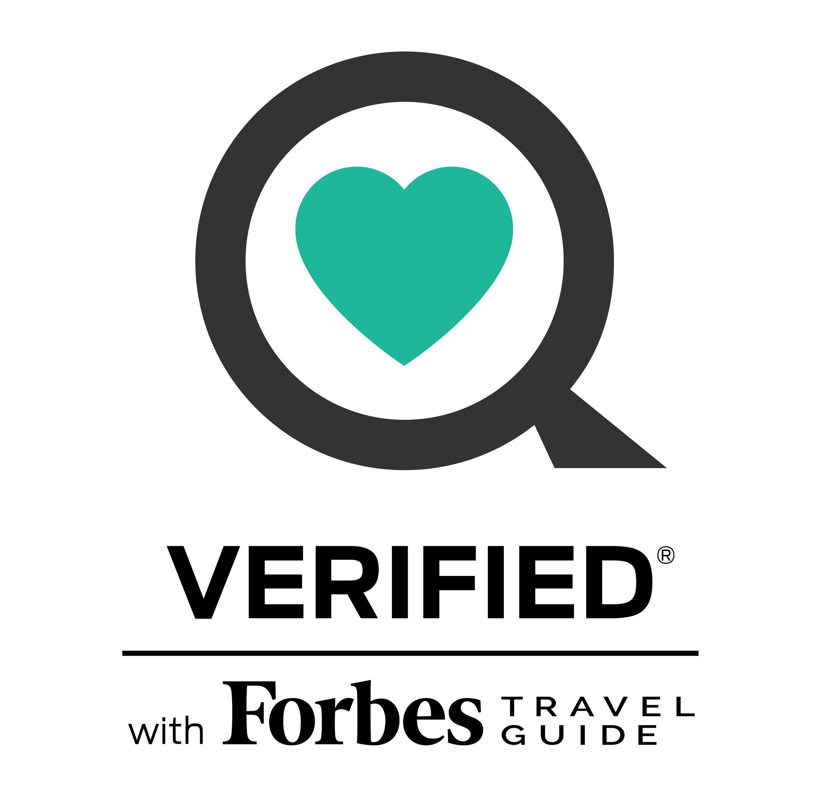Forbes Sharecare Verified Logo