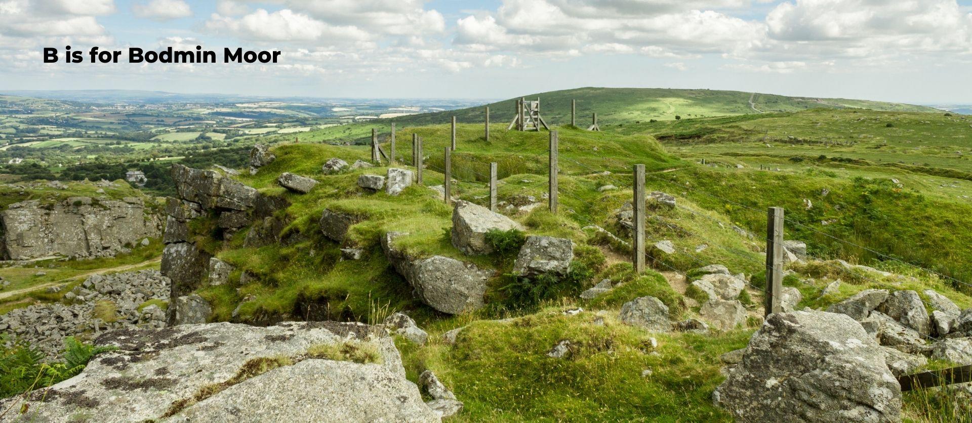 Bodmin Moor Cornwall