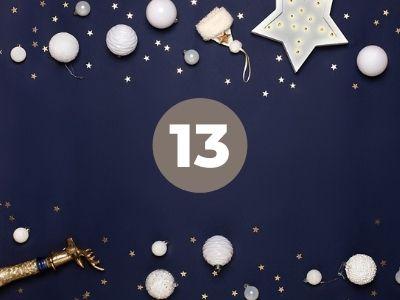December 13 advent calendar