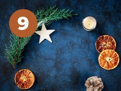 December 9 advent calendar